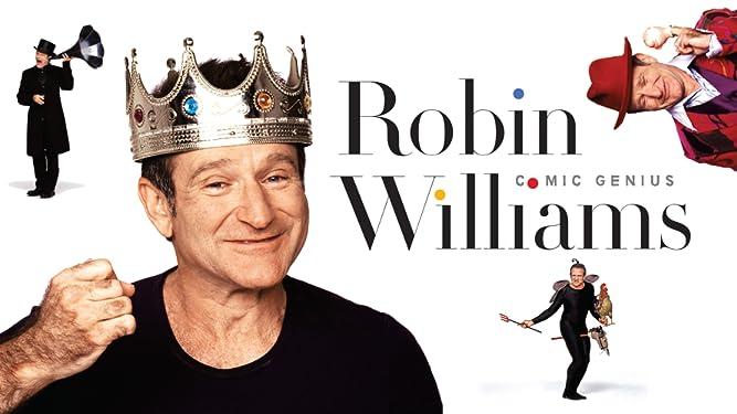Robin Williams Comic Genius