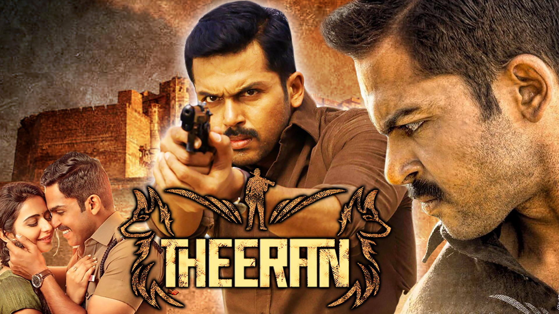 Theeran (Hindi)
