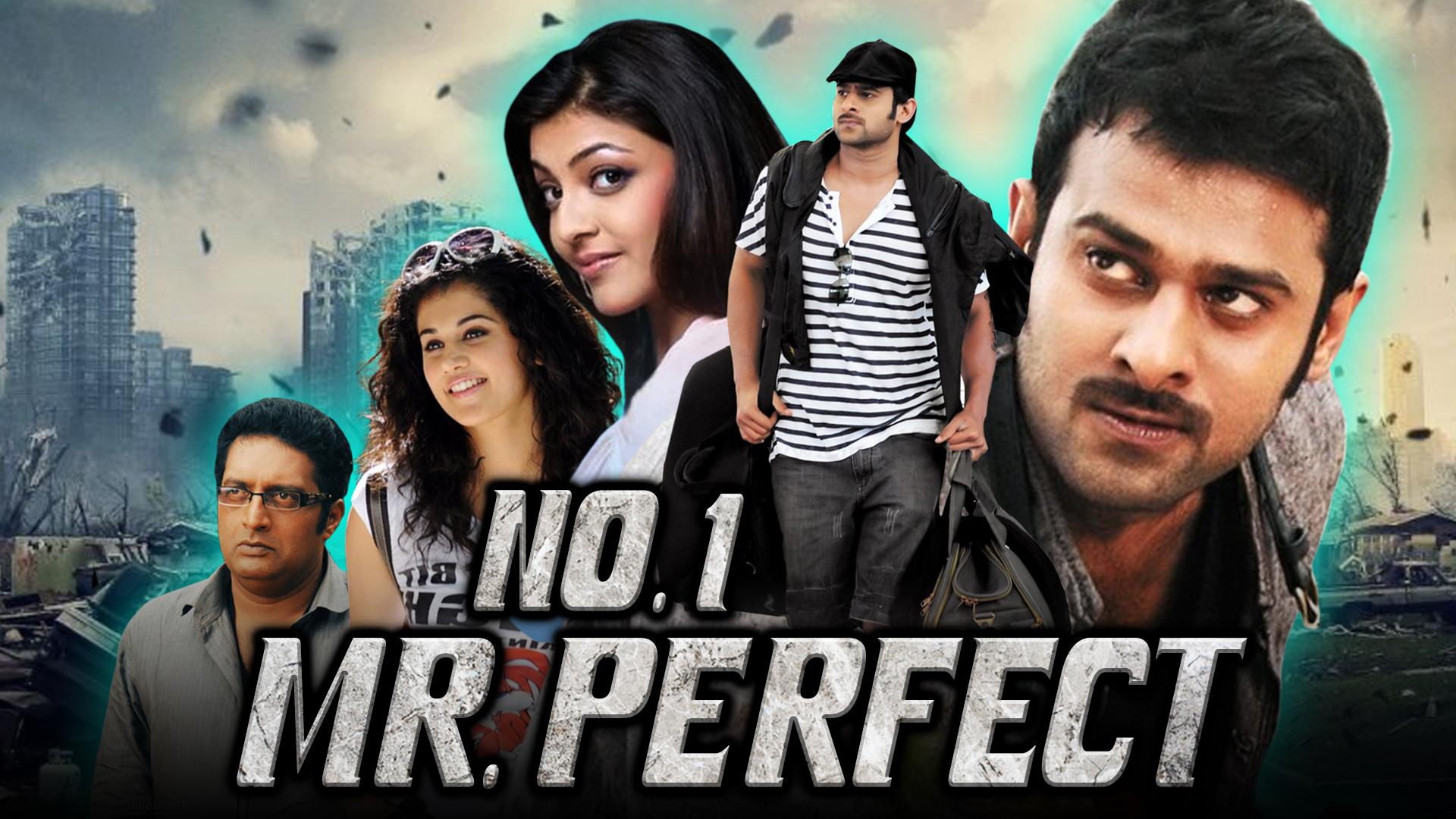 No.1 Mr. Perfect