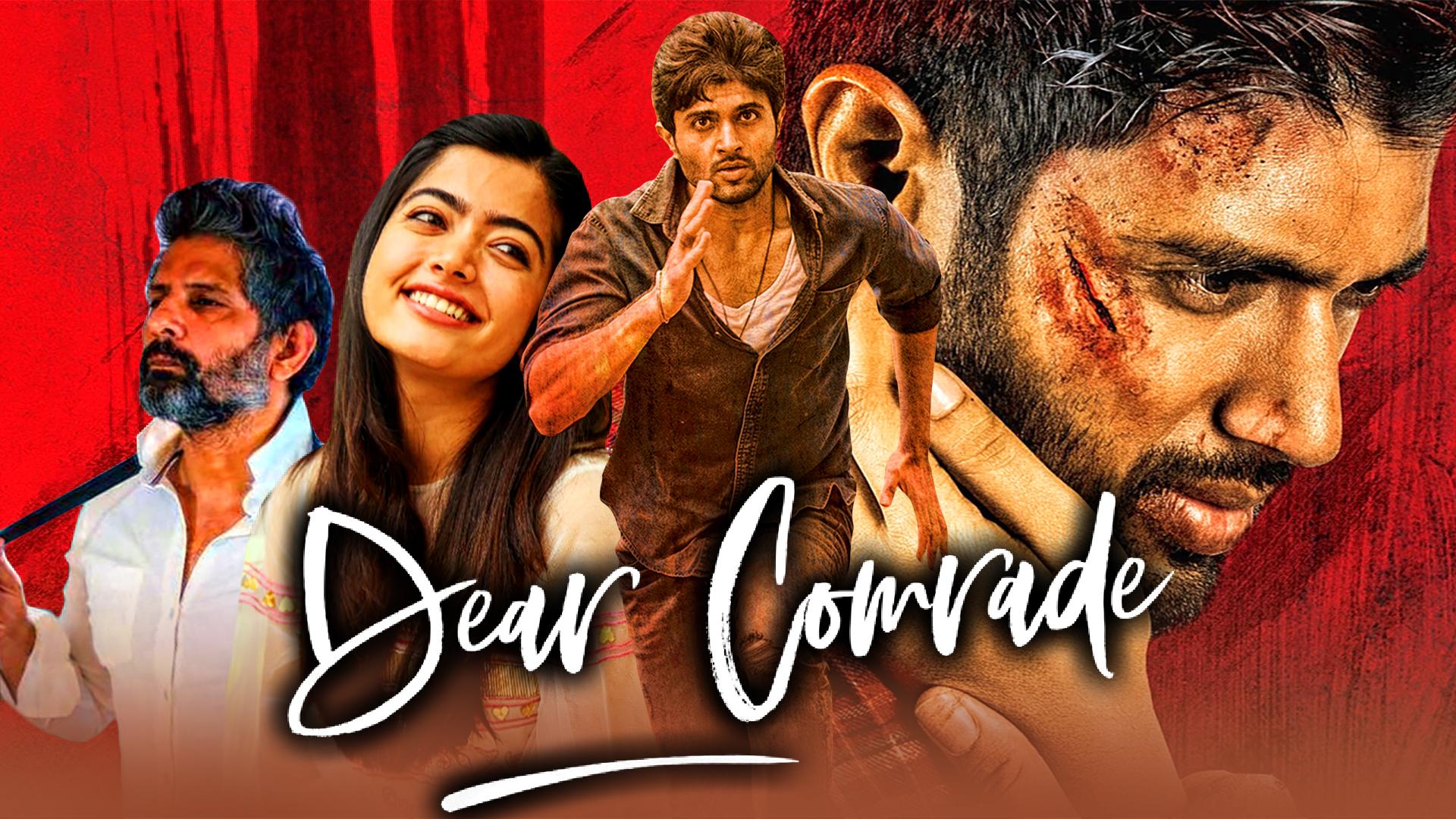 Dear Comrade (Hindi)
