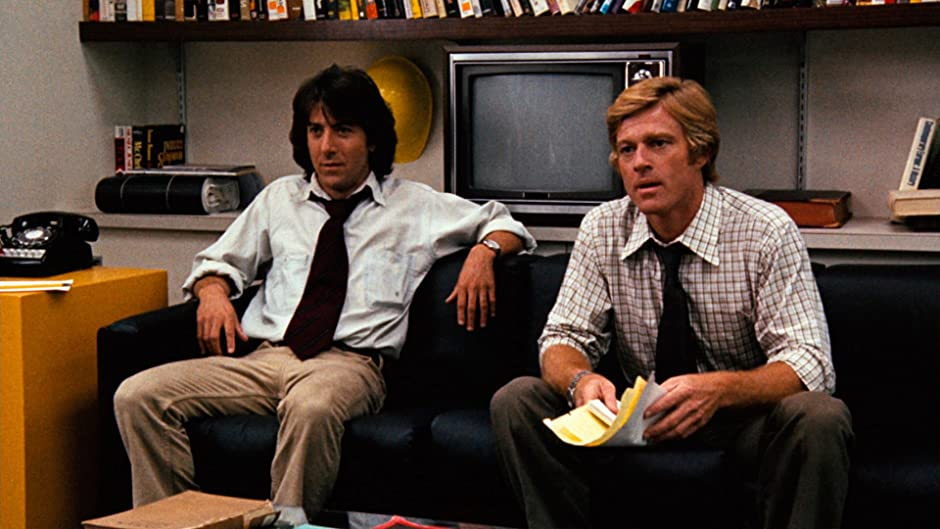 Image result for photo of all the president's men