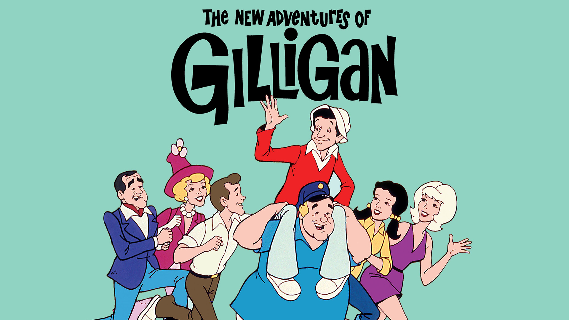 The New Adventures of Gilligan: The Complete First Season