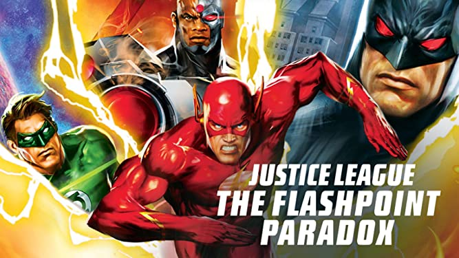 justice league flashpoint full movie free