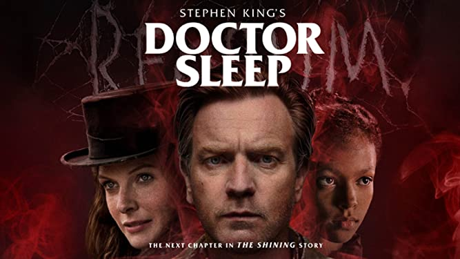S-524 Hot Doctor Sleep Movie Mike Flanagan Sequel to The Shining Poster Wall Art