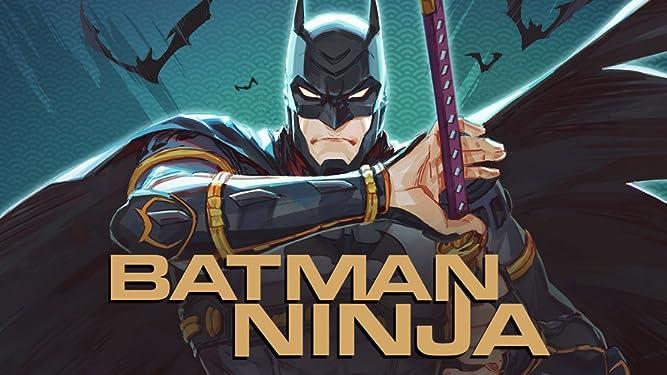 Amazon.com: Batman Ninja English and Japanese 2-Movie ...