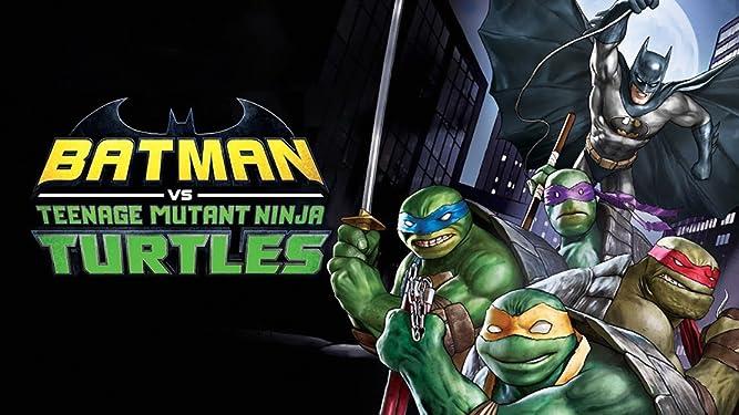 Watch Batman vs. Teenage Mutant Ninja Turtles | Prime Video
