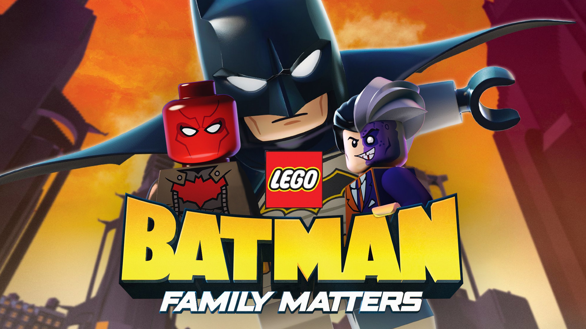LEGO DC: Batman: Family Matters