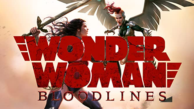 Watch Wonder Woman: Bloodlines | Prime Video