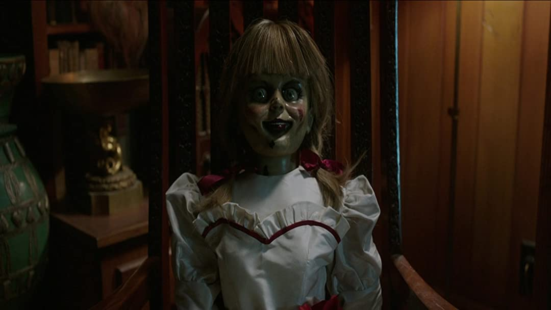Watch Annabelle Comes Home Prime Video