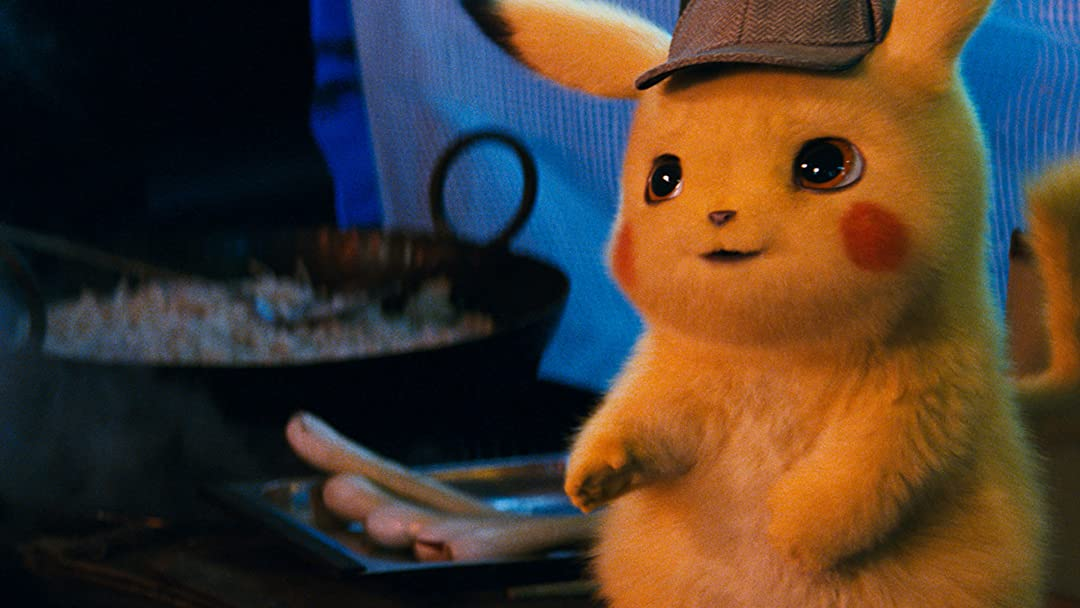 Amazon Com Watch Pokemon Detective Pikachu Bonus Features
