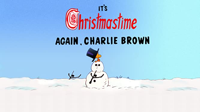 Its Christmas Time Again Charlie Brown.Watch It S Christmastime Again Charlie Brown Prime Video