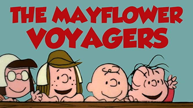 This Is America, Charlie Brown: The Mayflower Voyagers