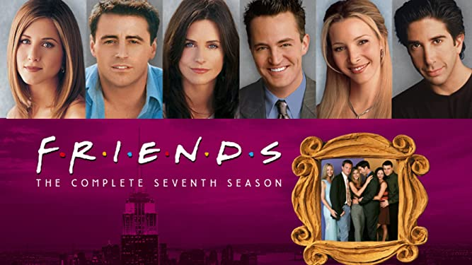 Watch Friends: The Complete First Season | Prime Video
