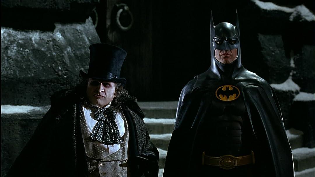 Amazon.com: Batman Returns: Michael Keaton, Danny DeVito ...