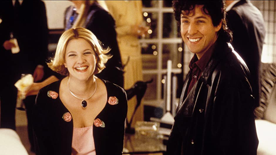 Amazon The Wedding Singer Adam Sandler Drew Barrymore Christine Taylor Allen Covert Digital Services LLC