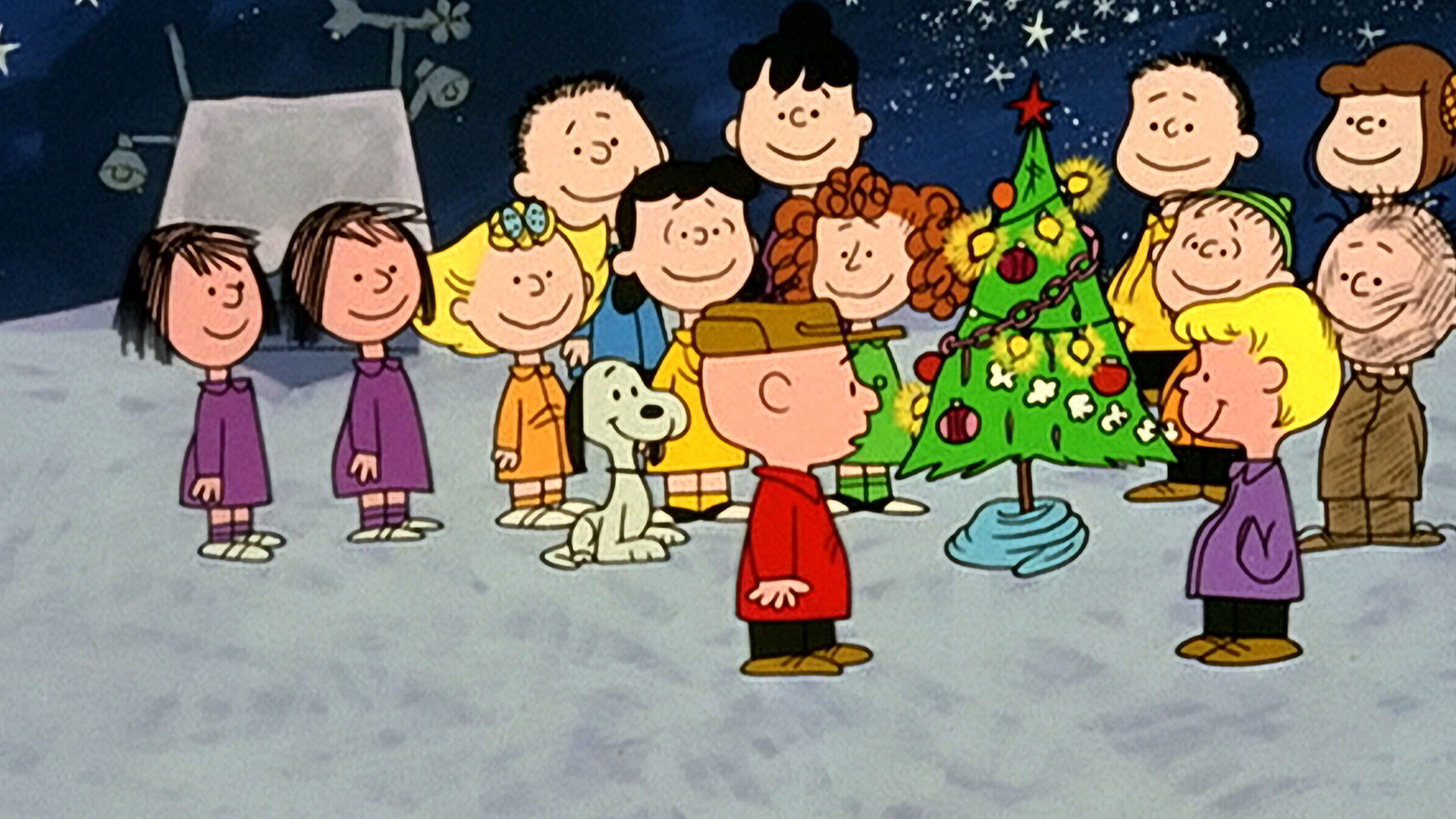Watch A Charlie Brown Christmas Prime Video