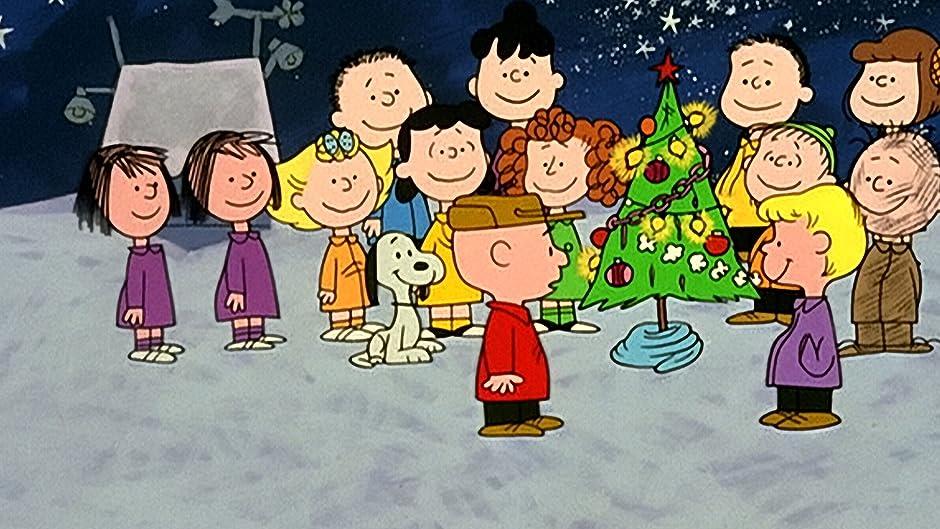 amazoncom a charlie brown christmas ann altieri chris doran sally dryer bill melendez - Charlie Brown Christmas Streaming