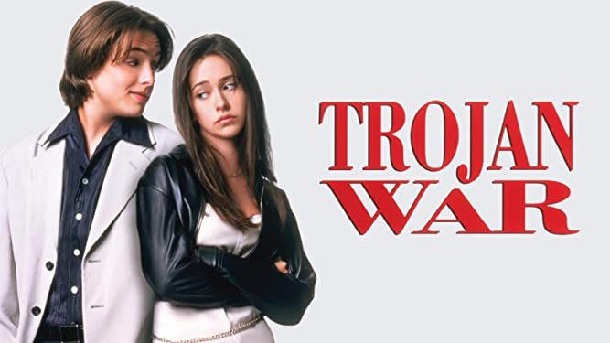 Trojan War teen movie poster