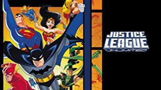 Justice League Unlimited Season 1