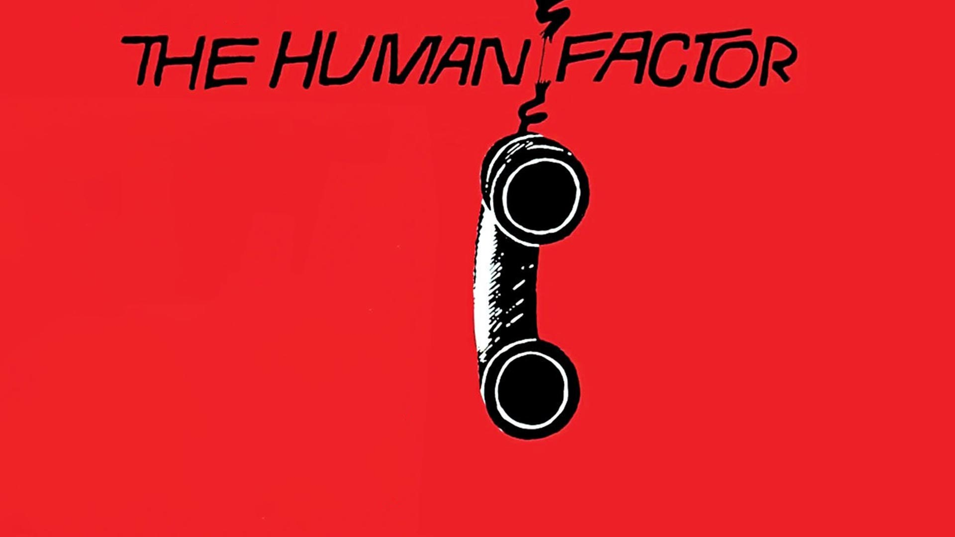The Human Factor (1979)