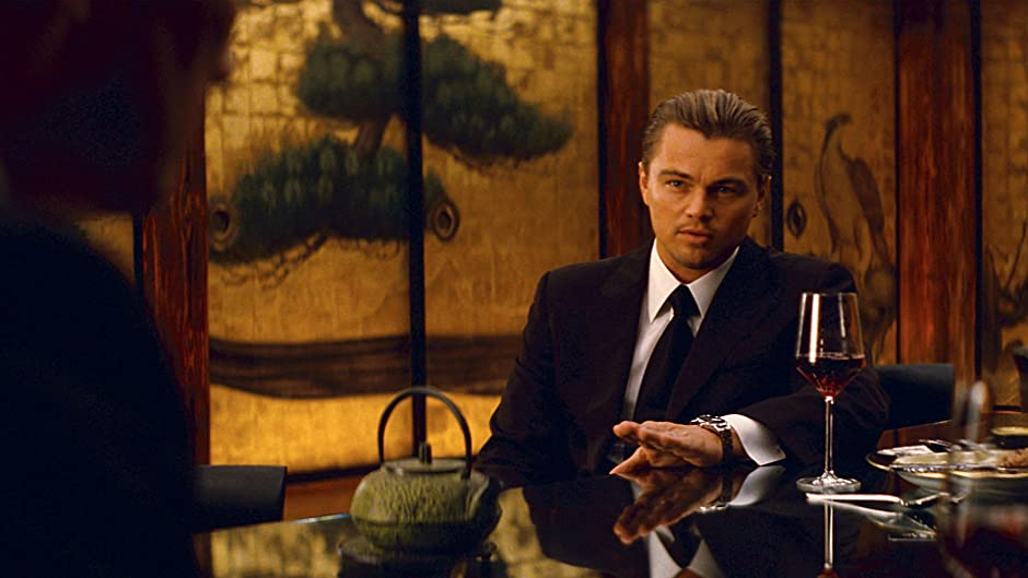 Image result for inception leonardo dicaprio