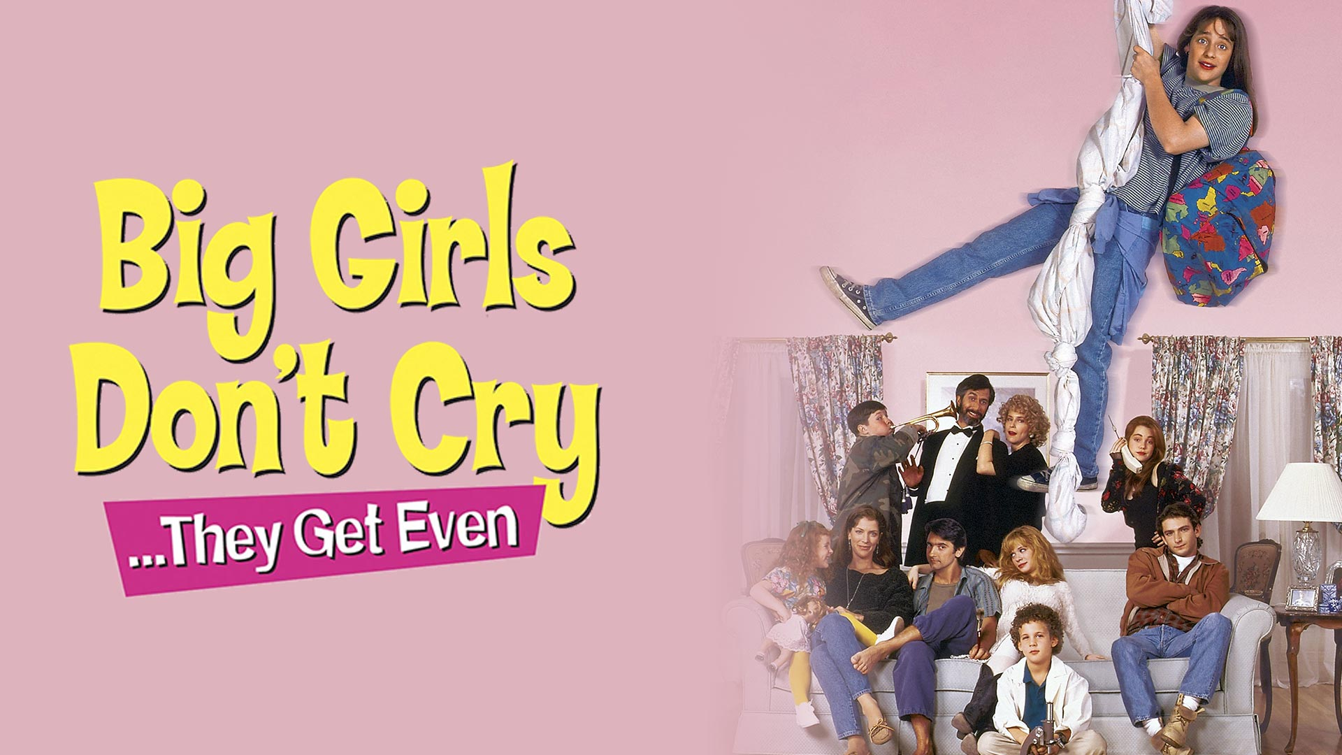 Big Girls Don't Cry...They Get Even
