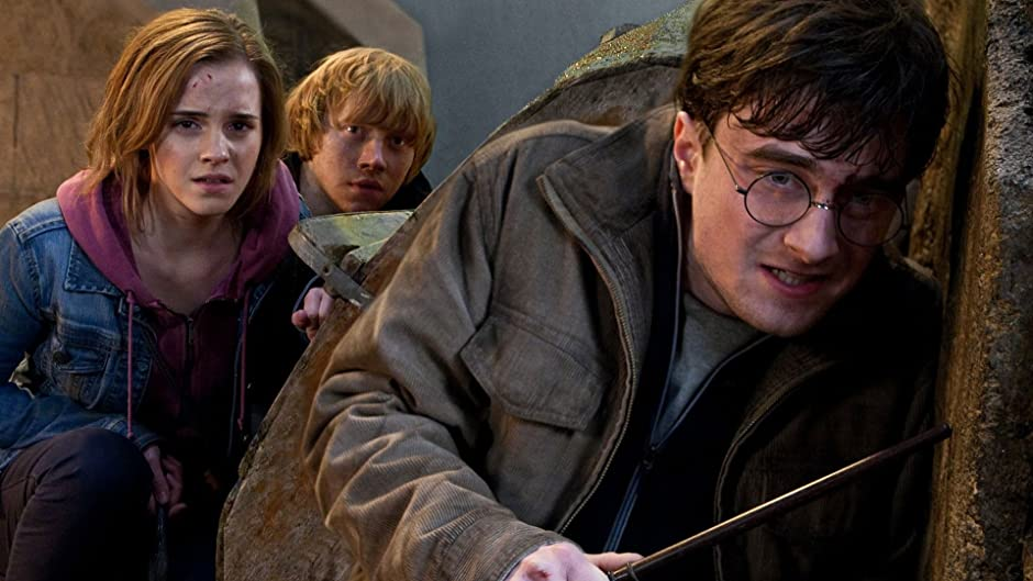 Amazon Harry Potter and the Deathly Hallows Part Daniel