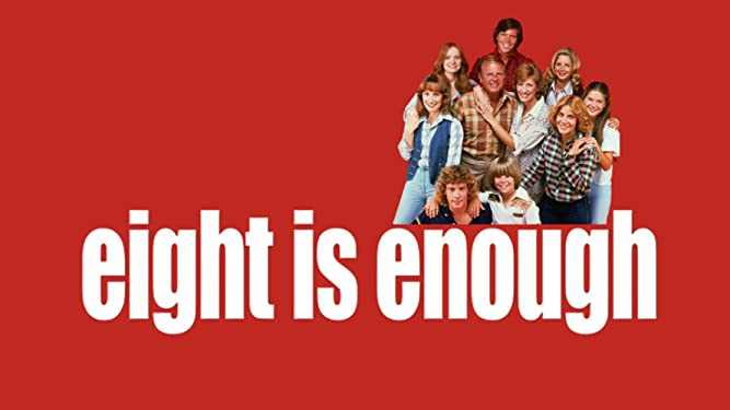 Amazoncom Watch Eight Is Enough The Complete First Season