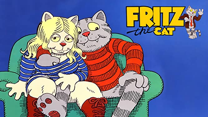 Watch Fritz The Cat 1972 Prime Video