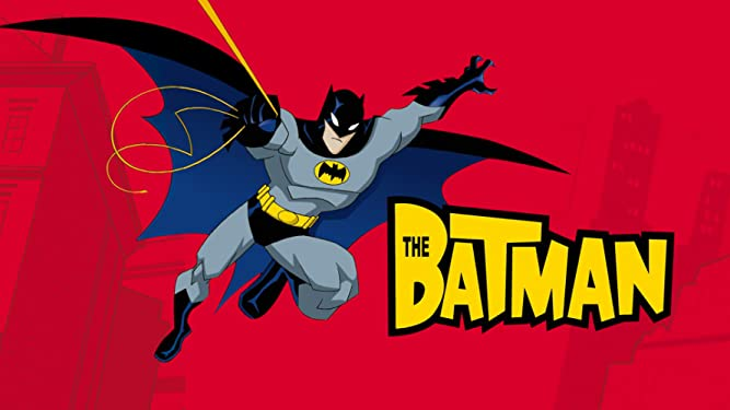 Amazon.com: The Batman Season 2: Amazon Digital Services LLC