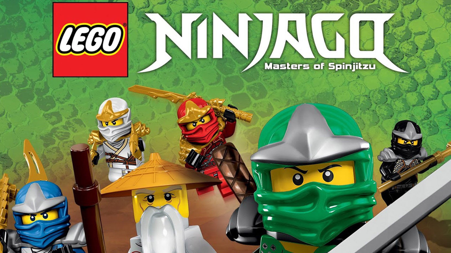 LEGO Ninjago: Masters of Spinjitzu: The Complete First Season