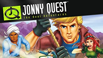 The Real Adventures Of Jonny Quest: The Complete First Season
