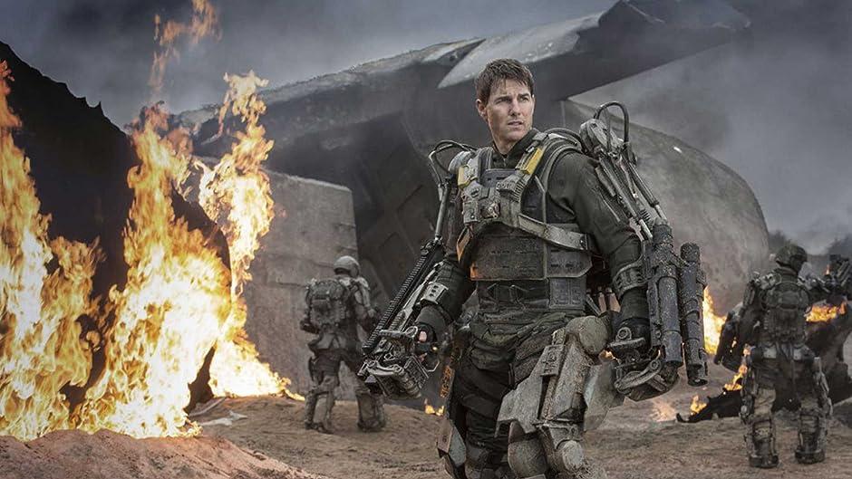 Amazon Live Die Repeat Edge Tomorrow Tom Cruise Emily