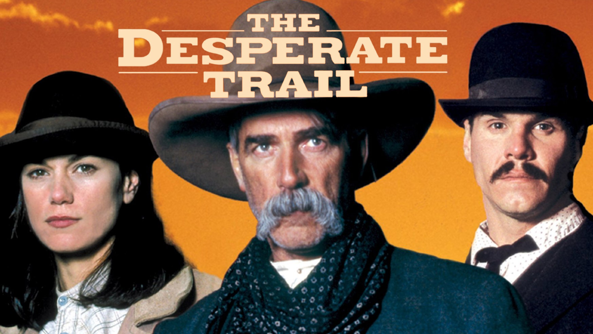 The Desperate Trail