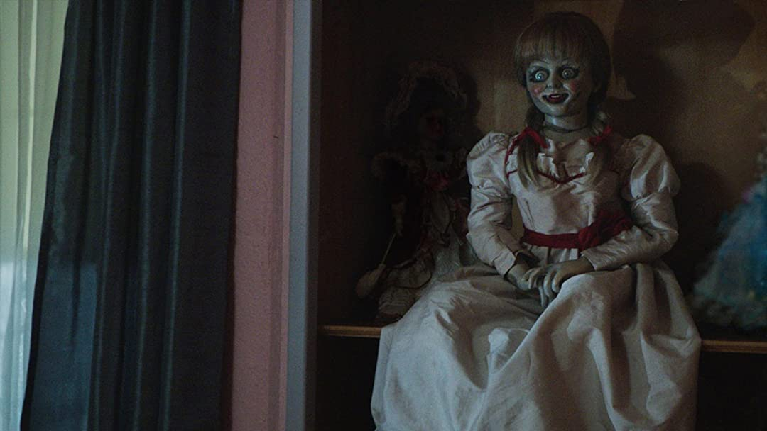 Watch Annabelle Prime Video