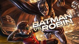 Batman vs. Robin