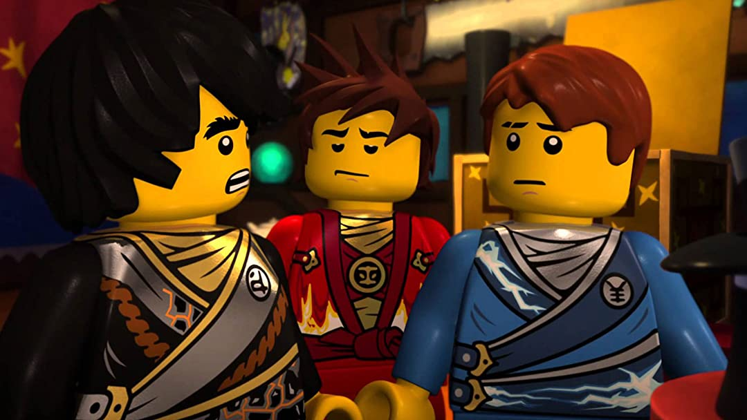 Amazon.com: LEGO: NINJAGO: MASTERS SPINJITZU: REBTD: The ...