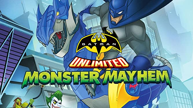 Watch Batman Unlimited: Monster Mayhem | Prime Video