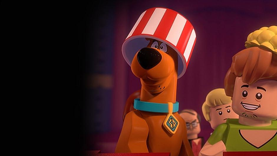 Amazon.com: Lego Scooby-Doo: Haunted Hollywood: Frank Welker, Grey ...