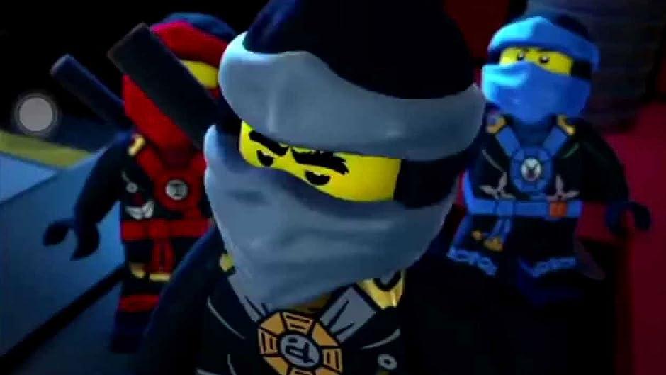 Amazon.com: LEGO Ninjago: Masters of Spinjitzu: Season 6: Paul ...