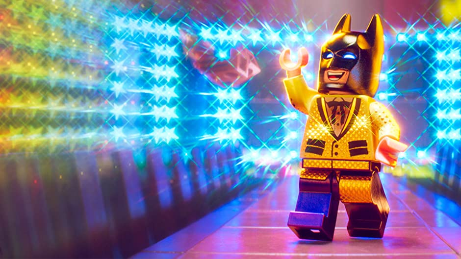 Amazon.com: The LEGO Batman Movie: Will Arnett, Zach Galifianakis ...