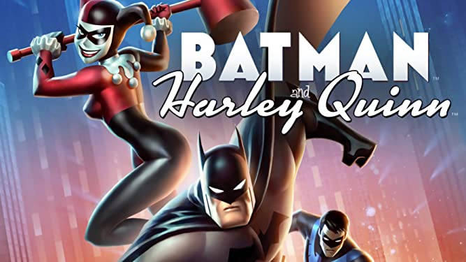 Amazon.com: DCU: Batman and Harley Quinn: Kevin Conroy ...