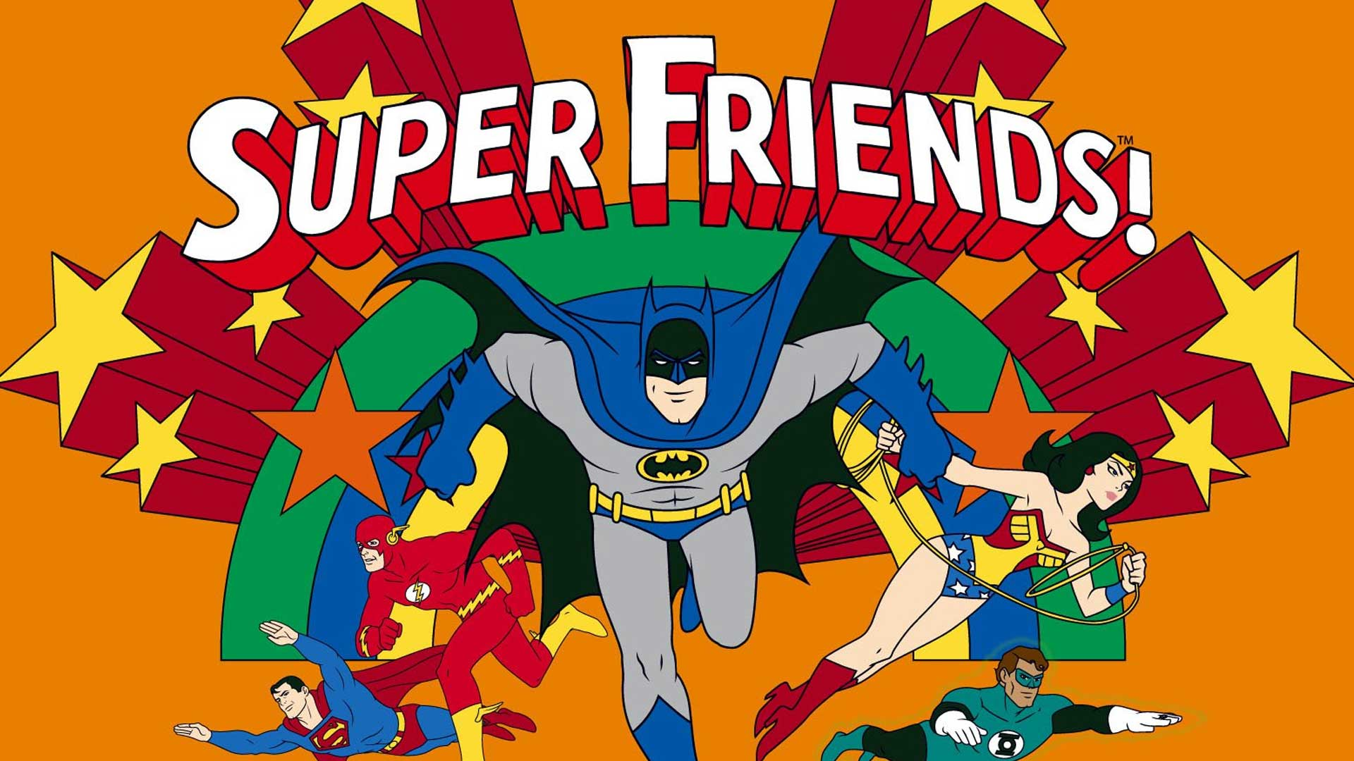 Super Friends Season 1