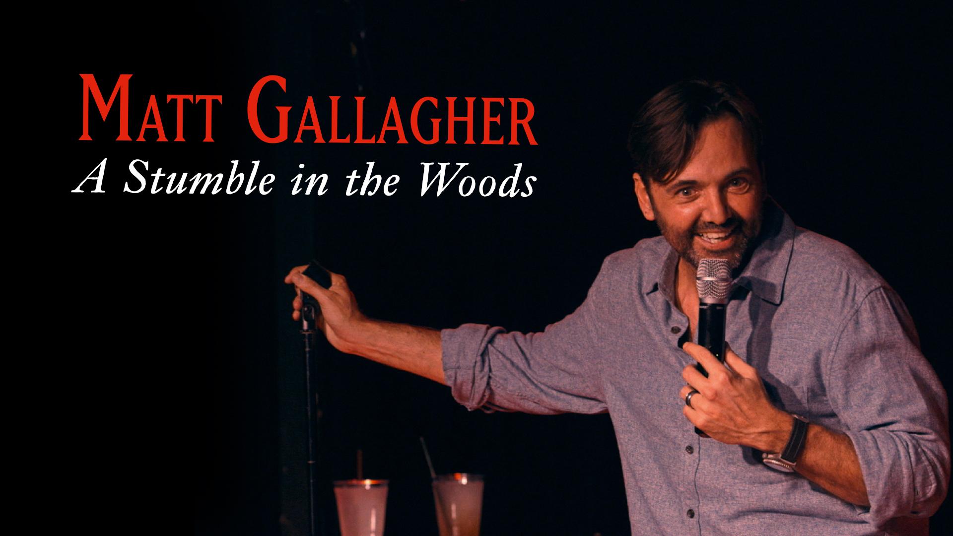 Matt Gallagher: A Stumble In The Woods