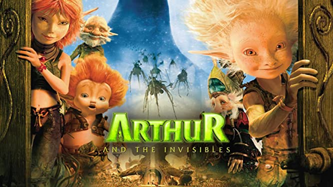 Watch Arthur Invisibles Prime Video