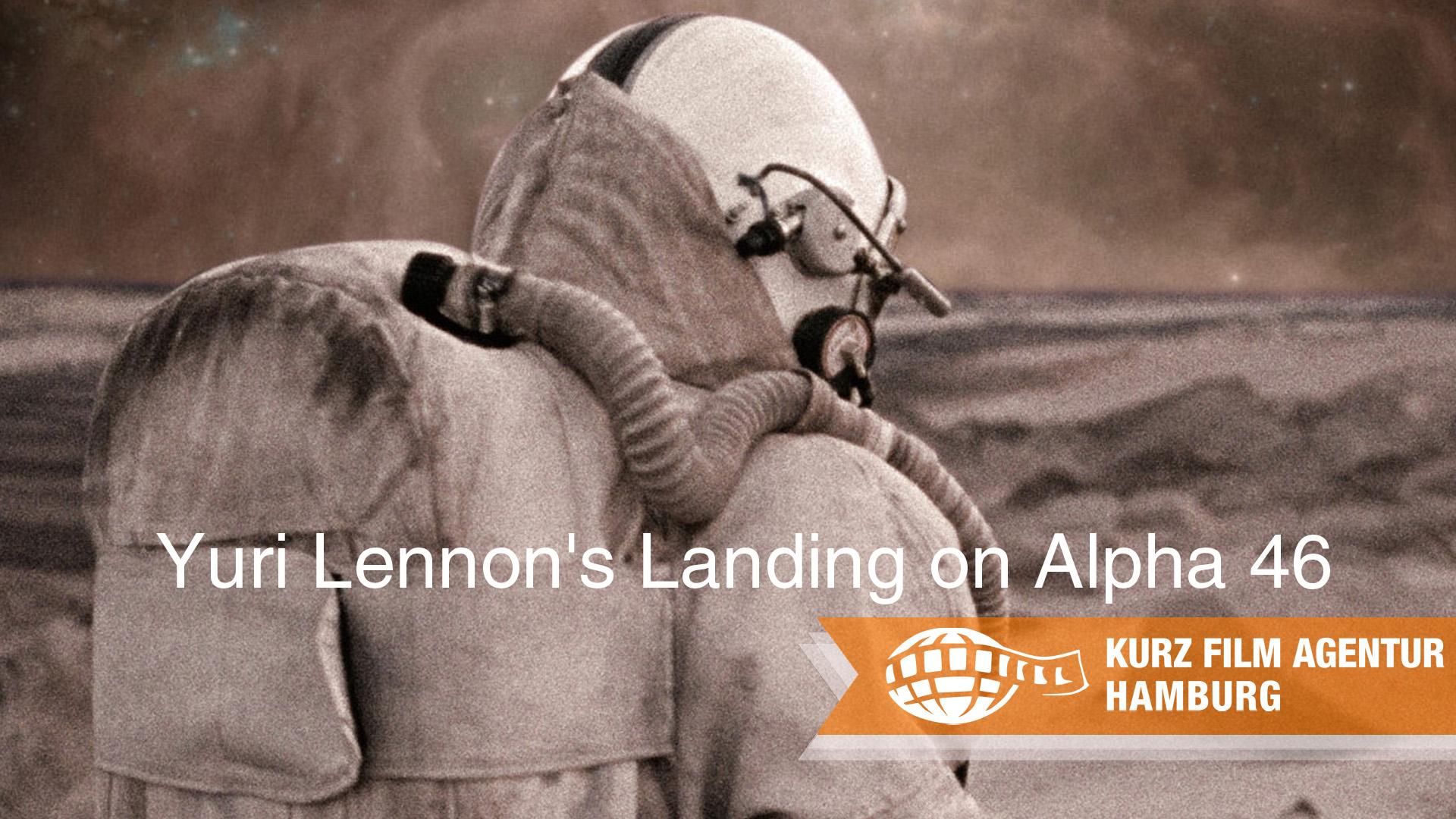 Yuri Lennon's Landing on Alpha 46