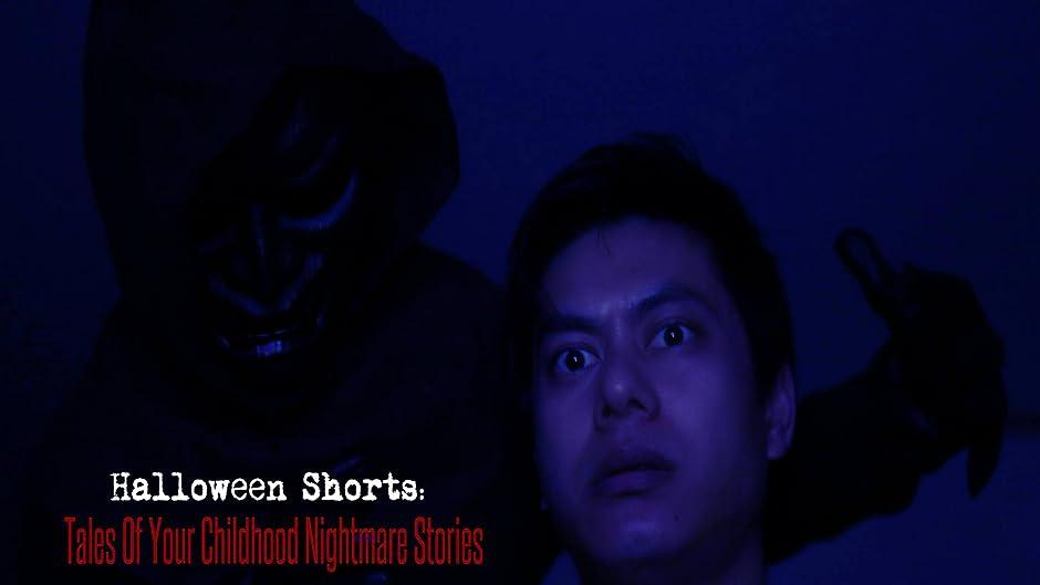 amazoncom halloween shorts tales of your childhood nightmare stories kenneth dean tran markisha fernando meosha bean christian edghill amazon - Christian Halloween Stories