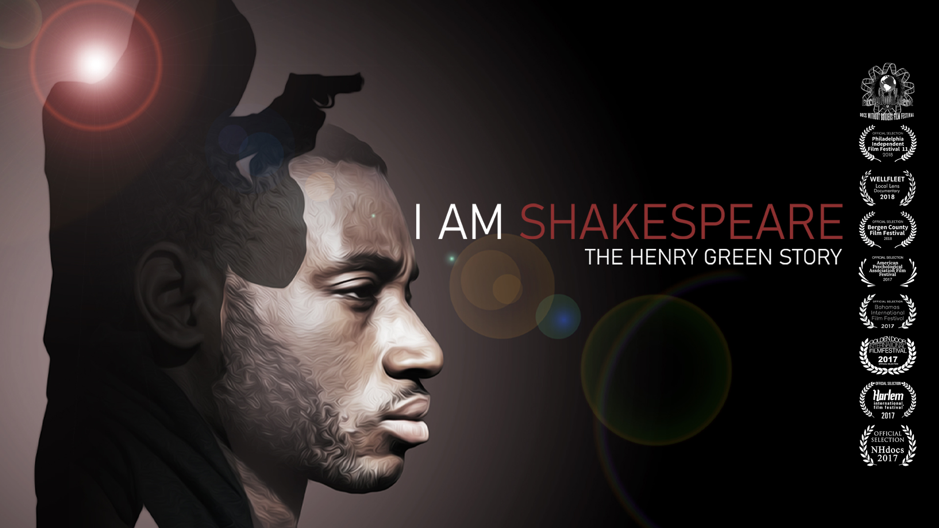 I Am Shakespeare (The Henry Green Story)