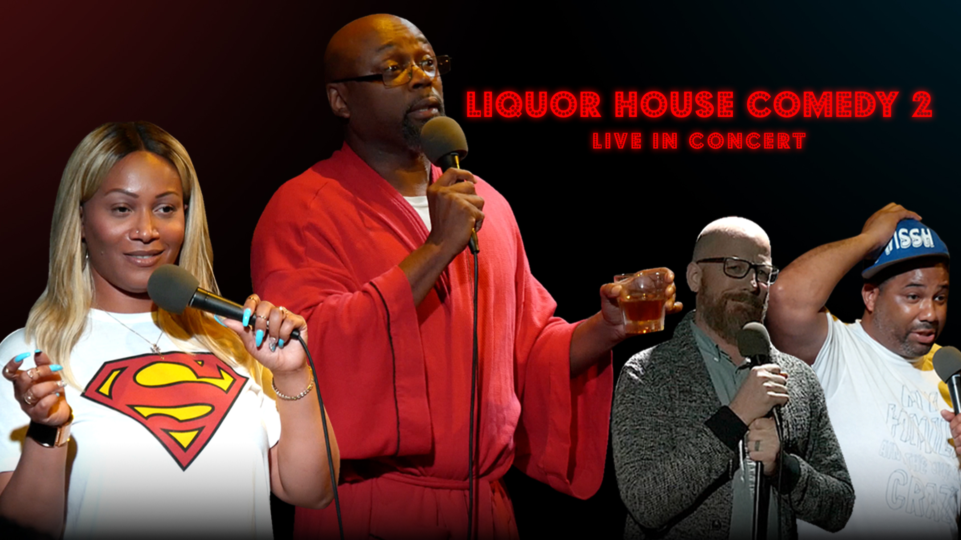 Liquor House Comedy 2