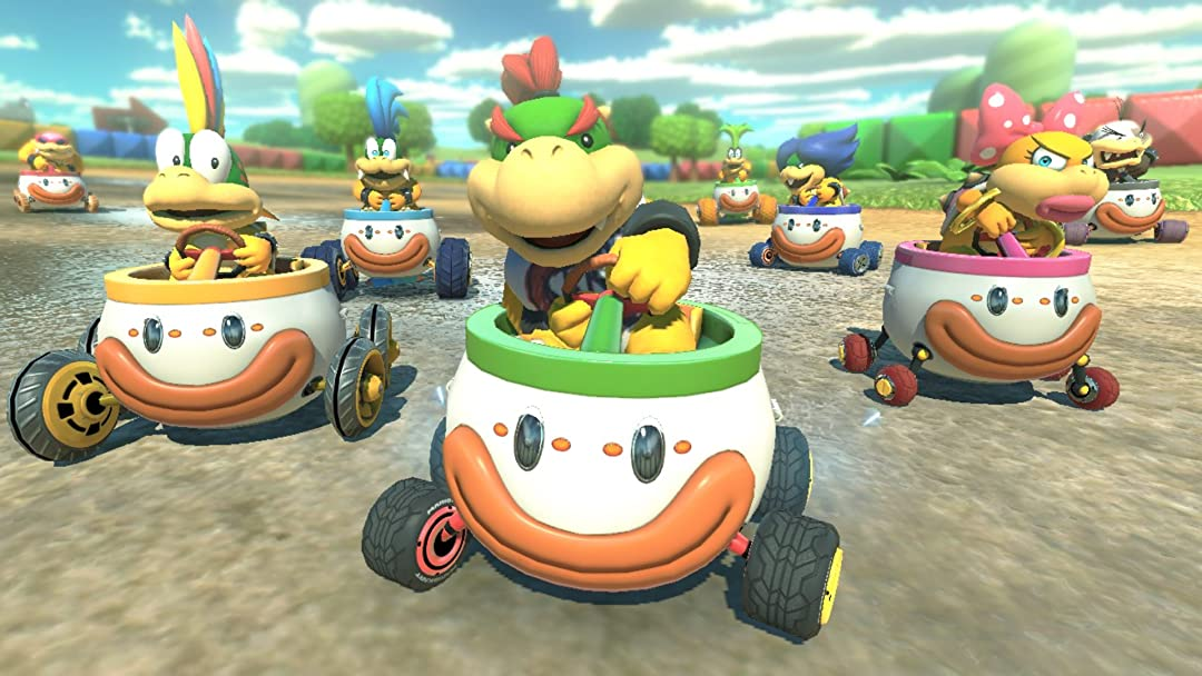 Amazon Com Watch Clip Mario Kart 8 Deluxe Prime Video